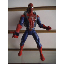 The Amazing Spiderman Lanza Agua Hasbro