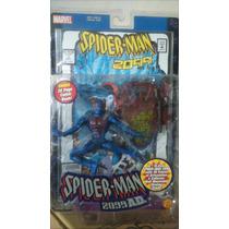 Figura Spiderman 2099 Classic Exclusives Marvel Toy Biz Raro