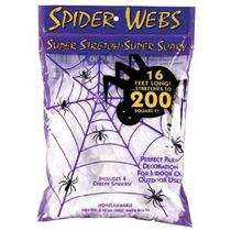 Web De Super Stretch Spider - 16 Pies