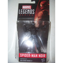 Figura Spiderman Noir Marvel Legends Series Hombre Araña