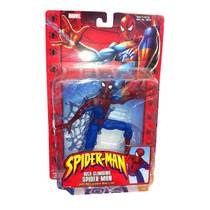 Spider-man Web Climbing With Retractable Web Line