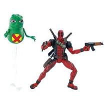 Marvel Legends Series 6 - Deadpool Figura De Acción