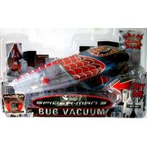 Spiderman Aspiradora De Bichos Hombre Araña Bug Vacuum