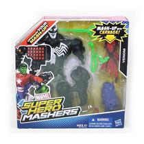 Figura Venom Marvel Super Hero Mashers Con Brazo Carnage
