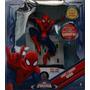Spiderman Hombre Araña Alcancia Con Luz Y Sonidos