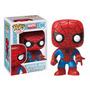 Spiderman 03 Marvel Universe Funko Pop