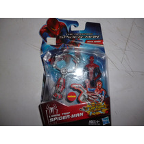 Amazing Spiderman Lizard Trap Spider-man Articulado Nuevo
