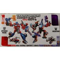 Transformers Construct Bots Nuevo