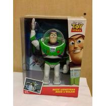 Buzz Lightyear Articulado De 23 Cm Alto Toy Story