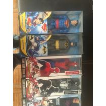 Figuras Básicas Matel A Un Súper Precio Batman, Superman Etc