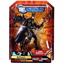 Muñeco Dc Universe Batman Black Costume Wave 10 Imperiex