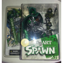 Curse 2, Spawn Bible Art, Mcfarlane, Series 26, Figura