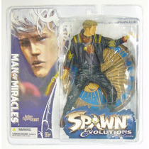 Mcfarlane Man Of Miracles Spawn Serie 29 Evolutions Legacyts