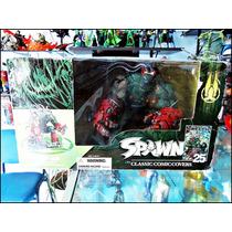Spawn The Creech,nuevo En Su Caja,figura Mcfarlane,18 Cm.