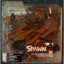 Spawn I.88 Serie 24 Classic Covers Halloween Mcfarlane 2003