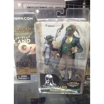 Mcfarlane Toys Twisted Land Of Oz The Wizard