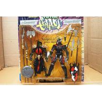 Spawn Pack Figura Conqueror & Dragon B Total Chaos Leer Anun