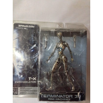 T-x Endoskeleton De Terminator 3 Rise Of The Machines !!!!