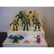 Totugas Ninja Lote De 8 Figuras