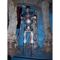 Terminator Endoskeleton 10 Pulgadas Playmates Marvel Spawn