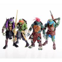 Gratis Envío 4 Tortugas Ninja Tmnt