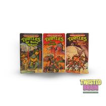 Vhs Tortugas Ninja Serie Animada(1988)