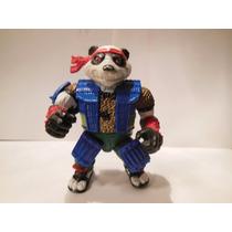 Tmnt Vintage 1990 Panda Khan Loose