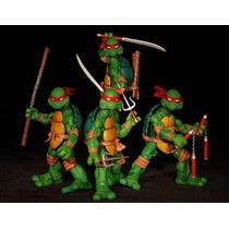 Tmnt Tortugas Ninja Turtle Neca Ralph Leonardo Donatelo Mike