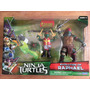 Turtles Ninja Movie 2014 Raphael Evolution 3 Figuras