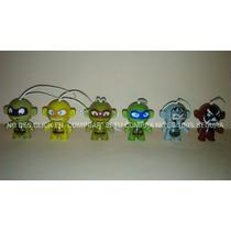 Figuras Miniatura Las Tortugas Ninja Huevito Kinder