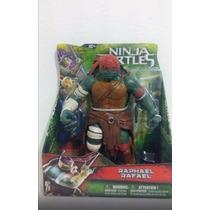 Muñeco Tortuga Ninja Raphael!!!!