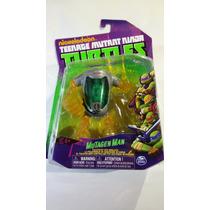 Nickelodeon Tortugas Ninja Mutagen Man Nuevo