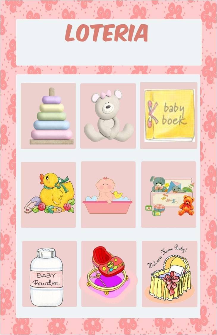 Juegos Para Baby Showe...