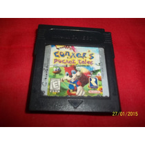 Conkers Pocket Tales Game Boy Color Gbc Game Boy Advance Gba