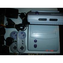 Super Nintendo Slim + 9 Juegos /+ D 200 Titulos Paquete 7b