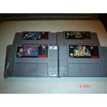 Super Nintendo Power Rangers Paquete