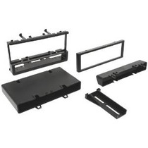 Kit Dash Scosche Para 1995-up Ford Truck / Suv Kit Con 1,5 B