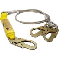 Amortiguador Cable Doble Ss-am2ca-1m83cm Seguridad1ero