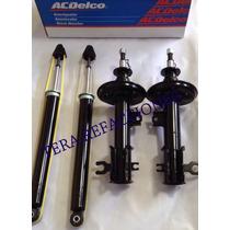 Kit Amortiguadores Chevrolet Spark Originales Acdelco
