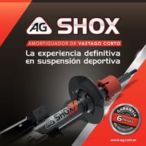 Amortiguadores Ag Shox Peugeot 206 1999 A 2011
