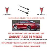 Bieletas P/caja Direccion Electroasistida Pontiac G5 Fn4