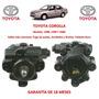 Bomba Direccion Hidraulica P/cremallera Toyota Corolla 1998