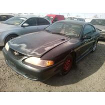 Bomba Hidraulica De Ford Mustang 1994-1998. Por Partes