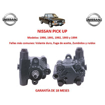 Bomba Licuadora Direccion Hidraulica Nissan Pick Up 1994