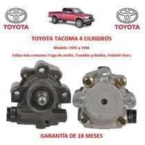 Bomba Licuadora Direccion Hidraulica Toyota Tacoma Ppv