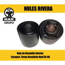 Buje De Horquilla Inferior Ecosport Fiesta Mod 03-08
