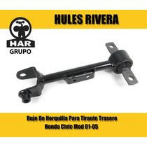 Buje De Horquilla Para Tirante Trasero Honda Civic Mod 01-05