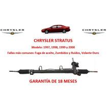 Caja Direccion Hidraulica Cremallera Dodge Stratus 2000