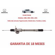 Caja Direccion Hidraulica Cremallera Honda Prelude 1988-1991