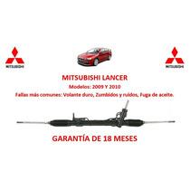 Caja Direccion Hidraulica Cremallera Mitsubishi Lancer 2009